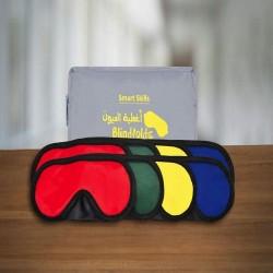 لعبة أغطية العيون