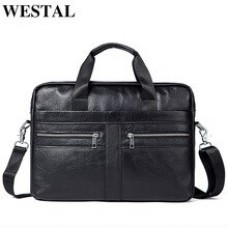 WETSTAL  حقائب جلد طبيعي