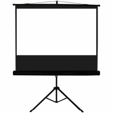 ‎Portable Tripod Screen Projector